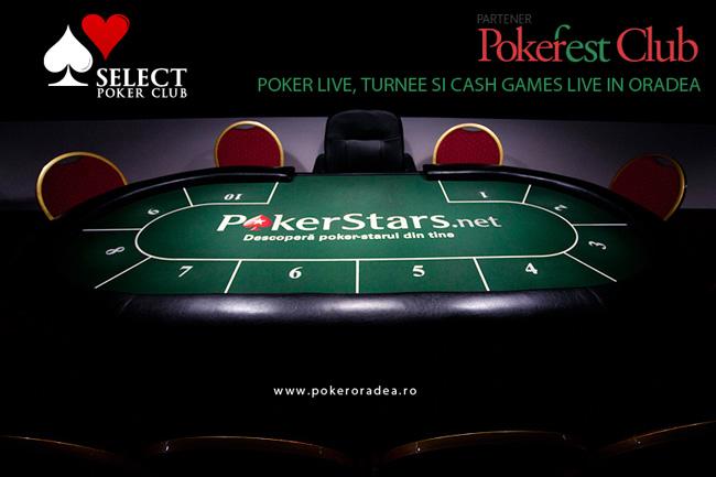 Poker in Oradea