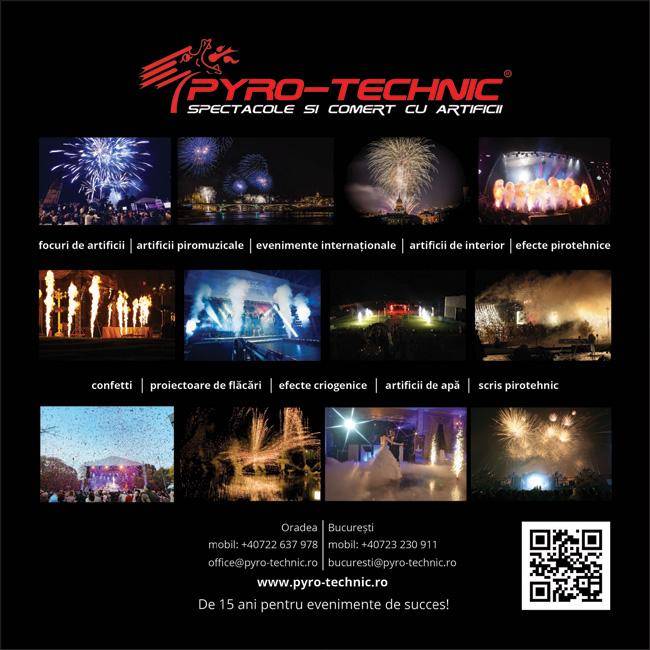 Artificii si efecte pirotehnice