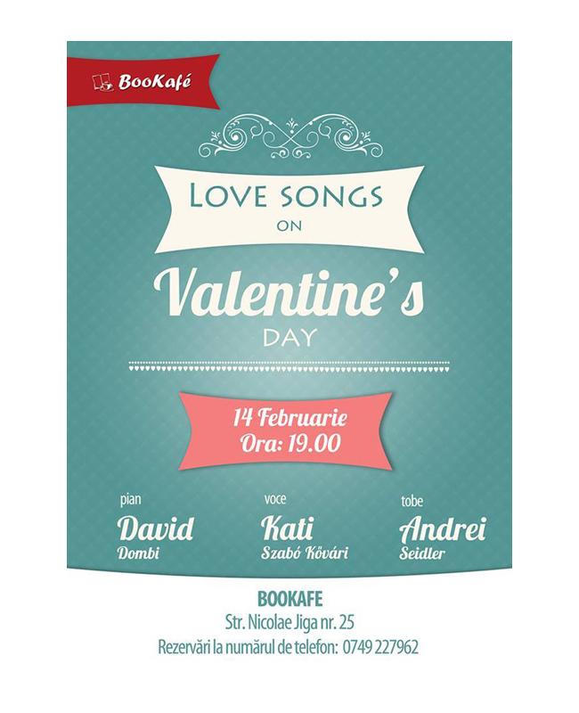 Concert live de Valentine's Day