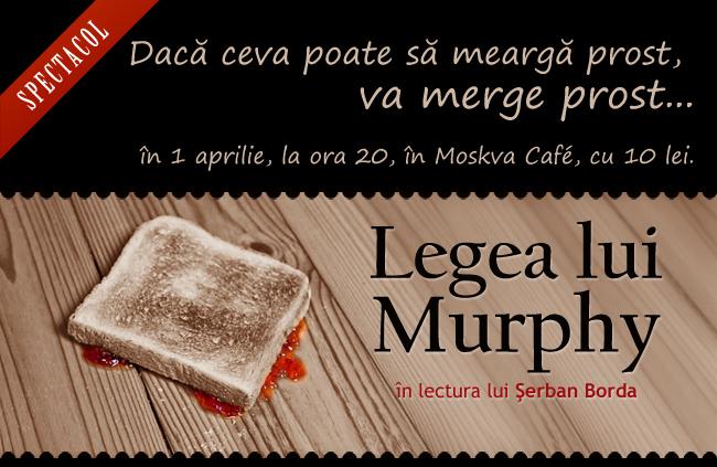 Legea lui Murphy