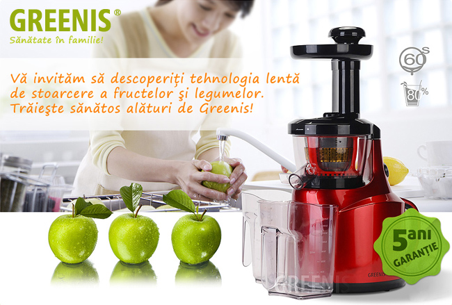 Greenis – sanatate in familie