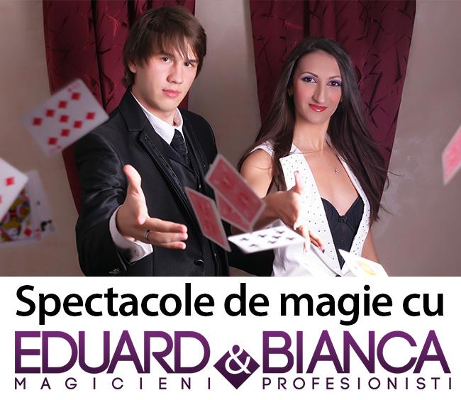 Magicii Eduard si Bianca