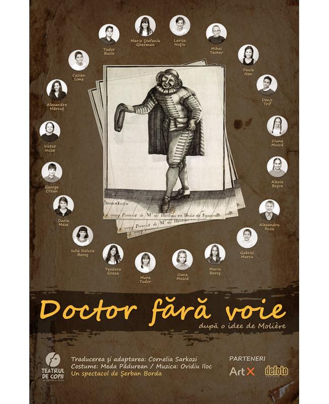 Doctor fara voie in Oradea