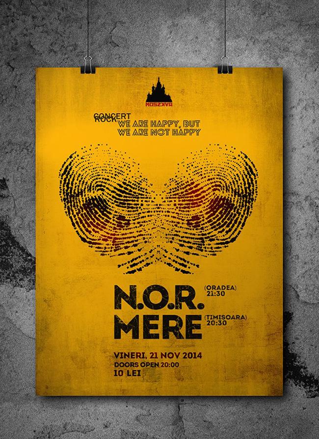 Concert N.O.R. & MERE