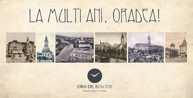 La multi ani, Oradea!