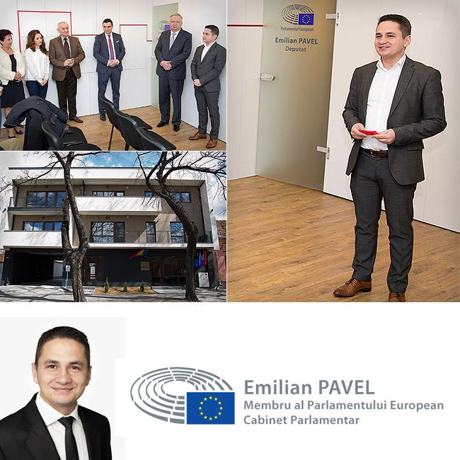 Birou europarlamentar in Oradea