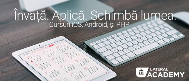 Cursuri Android & iOS la Oradea