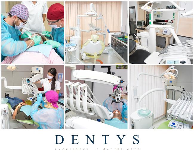 Clinica dentara Dentys