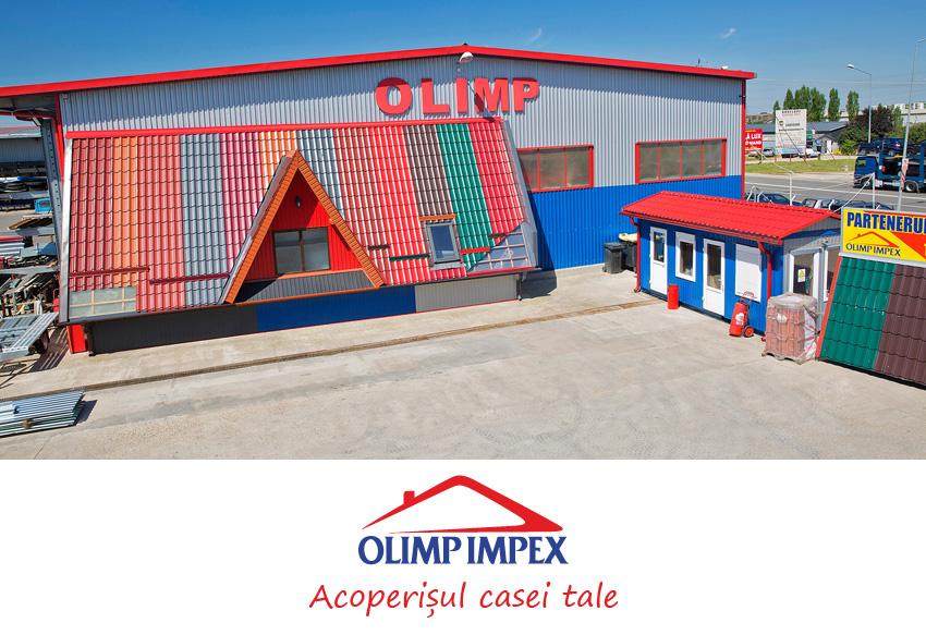 Olimp Impex – acoperisul casei tale