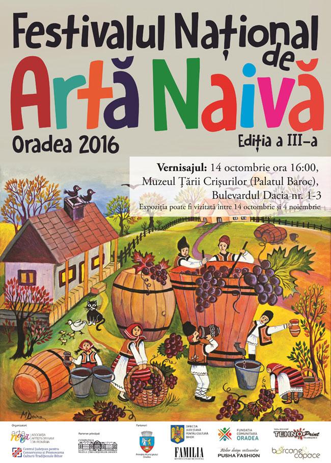Festivalul National de Arta Naiva
