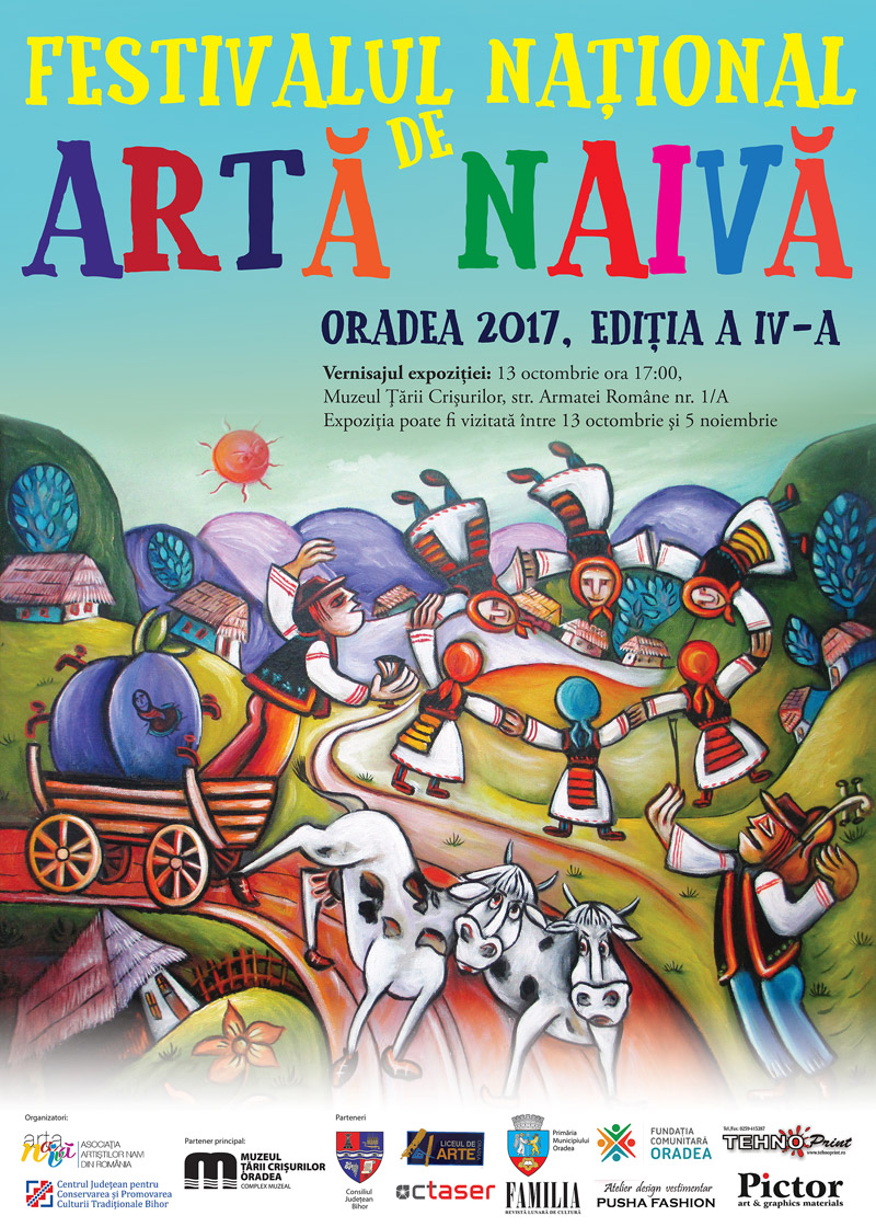 Festivalul National de Arta Naiva – 2017