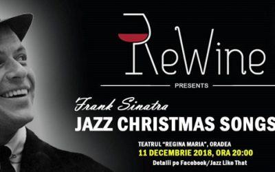 REWINE FRANK SINATRA JAZZ CHRISTMAS SONGS