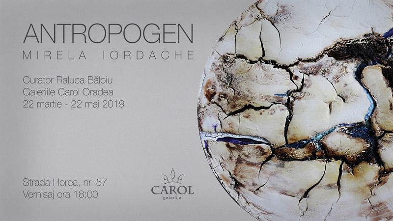 Expoziția Antropogen, la Galeriile Carol Oradea