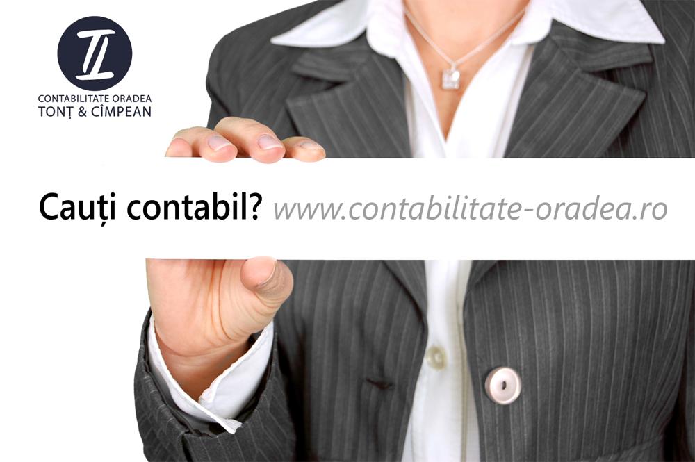 Cauti contabil in Oradea?