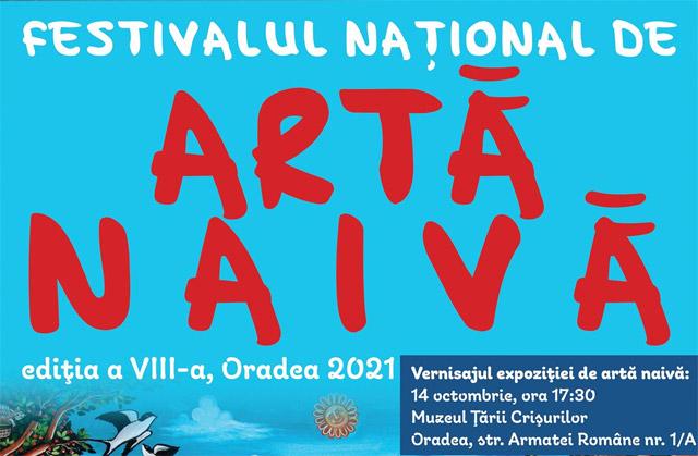 Festivalul Național de Artă Naivă, Oradea – 2021